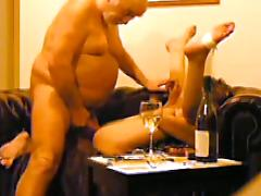 Big dick grandpa fuck a girl tube porn video