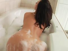Hot Ass Brunette Chick Jada Stevens In A Soapy Anal Hardcore Pounding tube porn video