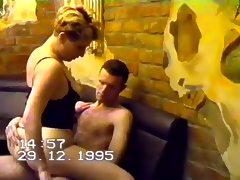 Pohotna Konobarica Serbian tube porn video