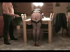 Homemade Spanking Caning 2 tube porn video