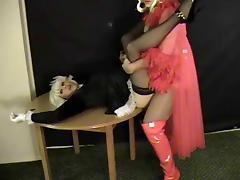 TiaFucksErica tube porn video