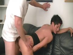 Shorthair German MILF Anal tube porn video