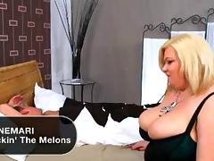 BBW AnneMarie tube porn video