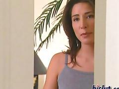 Bunny fucked Monique deep in her wet cunt tube porn video