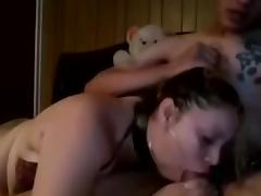 Me and my girlfriend on webcam show tube porn video