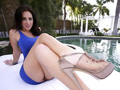 Jayden Jaymes Foot Job tube porn video