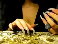 long nail tube porn video