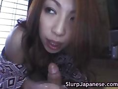 Tomoe Hinatsu is a horny milf who loves part1 tube porn video