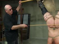 Wasteland Video: Caned Citizen tube porn video