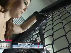 Monique Alexander In A Hardcore Doggystyle Battle Bang tube porn video