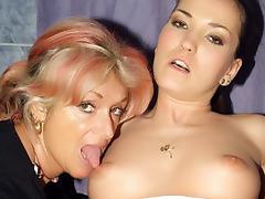 HardcoreMatures Video: Christina and Silvia tube porn video