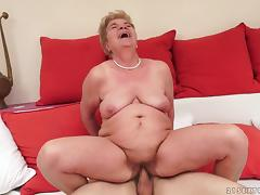 21Sextreme Video: Granny Licks a Dick tube porn video