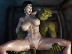 Secret of Beauty Orc Ritual tube porn video