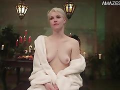 Italian wife ass eating tube porn video