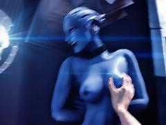 Liara Tsoni just want to have fun (Mass Effect) tube porn video