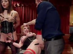 darling and abella get some special treatment by bill bailey tube porn video