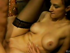 All taboos get shamelessly broken at a private sex party tube porn video