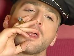 Leather Men tube porn video