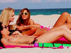 THE WILD LIFE : MIAMI, Season #1 Ep.3 tube porn video