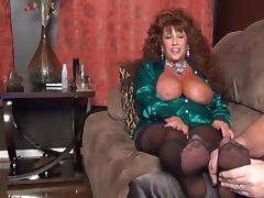 Satin Blouse Hottie tube porn video