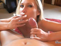 Devon Lee sucks off your cock in a milf blowjob tube video tube porn video