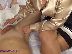 Diaper Milking tube porn video