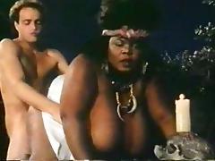 sexy black bbw vintage tube porn video