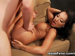 Asa Akira in Official Big Brother Parody tube porn video