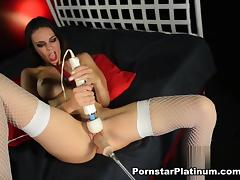 Tiffany Tyler On The Fucking Machine tube porn video