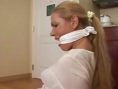 housewife cleave gagged and hogtied tube porn video