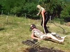 Pain spandex ass tube porn video