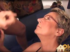 Alte Pussys brauchen junge Schwaenze tube porn video