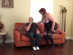BBW Ginger 567 tube porn video
