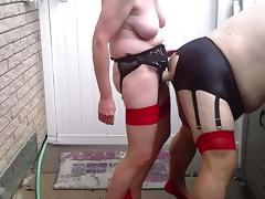 crossdresser husband tube porn video