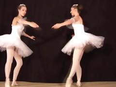 Amazing ballerina tube porn video