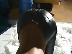 Hardcore in Spandex tube porn video