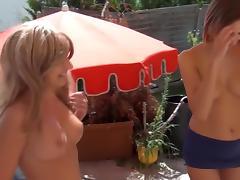 Sextape amateur vid shows me having lesbian action tube porn video