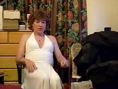 Burning crossdresser is at your service tube porn video