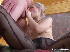 PantyhoseTales Movie: Mary A and Jack A tube porn video