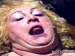 Overweight matures homemade group sex with black cocks tube porn video
