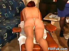 Redhead whore gets her anus ed tube porn video