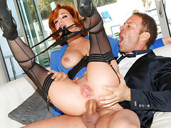 Veronica Avluv & Rocco Siffredi in Perfect Slaves #4 Movie tube porn video