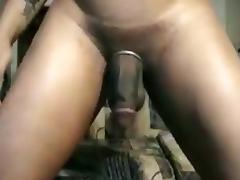 Black CBT tube porn video