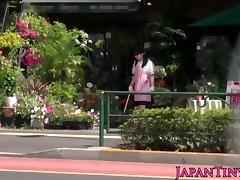 Hairy japanese amateur teen facialized tube porn video