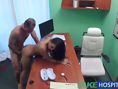 FakeHospital Doctor fucks sexy holiday maker tube porn video