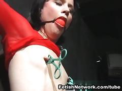 FetishNetwork Movie: Ultimate Nipple Torment 6: Kate tube porn video