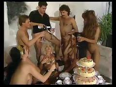 Classic German Group Sex tube porn video