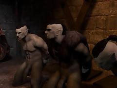 OPHELIA orc fuck tube porn video