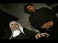 A Nun is a woman too tube porn video