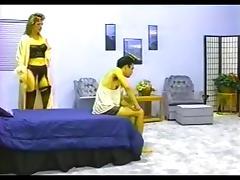 FFFM SPANKING SEX tube porn video